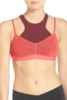 Free People &Fly Girl& Sports Bra
