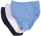 Jockey Plus Size Elance® Brief 3-Pack