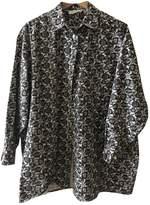 American Vintage Black Cotton Top for Women