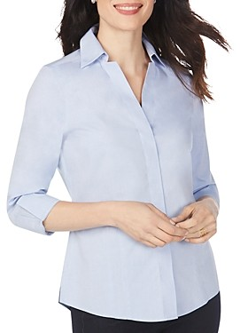 Foxcroft Taylor Non-Iron Button-Down Top