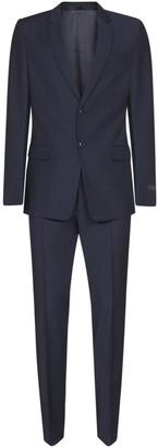 Prada Single Breasted Tailored Suit
