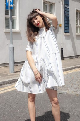 Dream Pathos Ecru Dress - S
