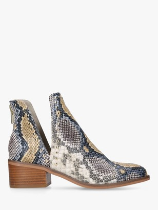 Steve Madden Conspire Ankle Boots, Natural