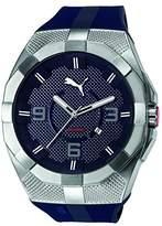 Puma PU-Iconic Men's Watch, Navy