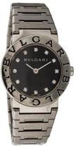 Bvlgari Diamond Watch