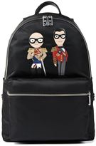Dolce & Gabbana Vulcano Backpack