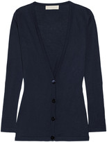 Cacharel Cotton-jersey cardigan