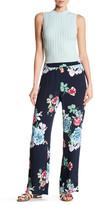 Karen Kane Garden Rose Print Pant