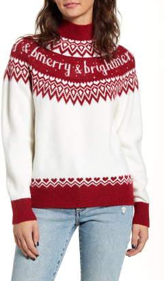 Cotton Emporium Merry & Bright Sweater