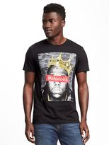 "Old Navy Biggie Smalls ""Notorious"" Tee for Men"