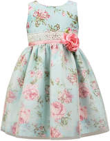 Jayne Copeland Sleeveless Floral-Print Dress, Toddler & Little Girls (2T-6X)