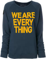 Freecity We Are Everything sweatshirt