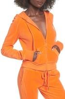 Women's Fenty Puma By Rihanna Velour Zip Hoodie