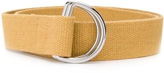 Barena D-ring belt