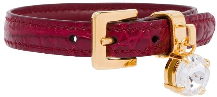 Miu Miu Bejewelled Bracelet