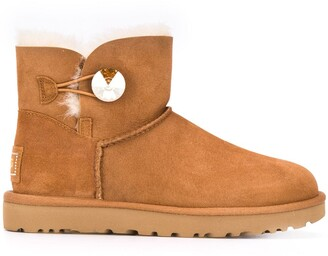 UGG Cushioned Ankle Boots