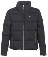 Tommy Jeans TJW MODERN PUFFA JACKET women's Jacket in Black