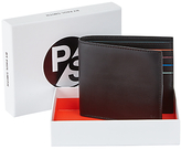 Paul Smith City Bifold Leather Wallet, Black