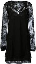 McQ lace overlay dress