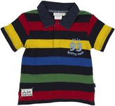 Jo-Jo JoJo Maman Bebe Rugby Shirt (Toddler/Kid)-Multicolor-4-5 Years