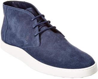 Tod's Desert Suede Sneaker