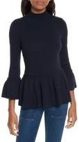 Ted Baker Women's Lislie Peplum Sweater