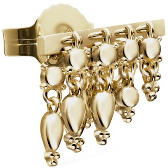 Maria Tash Tassel Bar Stud Left Earring (11mm)