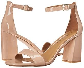 Aerosoles Long Beach (Nude Patent) Women's Shoes