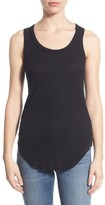 Treasure & Bond Women's Ribbed Racerback Tank