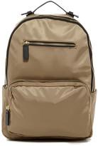 Madden-Girl Nylon Zip Backpack