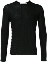 Isabel Benenato knitted sweater - men - Cotton - M