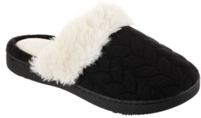 Isotoner Signature Isotoner Women's Textured Jersey Knot Ansley Comfort Clog Slippers