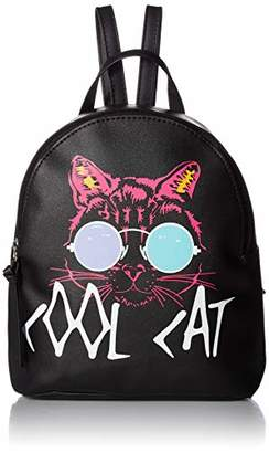 T-Shirt & Jeans Womens Cool Cat Backpack