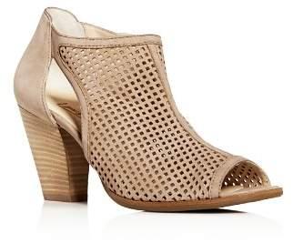 Paul Green Women's Tianna Stacked-Heel Sandals