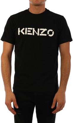Kenzo T-shirt Logo Black