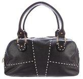 Fendi Leather Bowler Bag