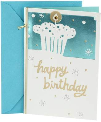 """Hallmark Birthday """"Live Life to the Fullest"""" Greeting Card"""