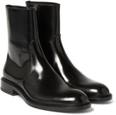 Jil Sander - Polished-leather Boots