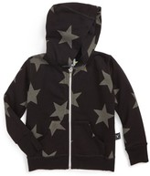 Nununu Toddler Boy's Star Zip Hoodie