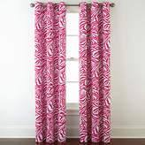 Sebastian Home Expressions Blackout Grommet-Top Curtain Panel