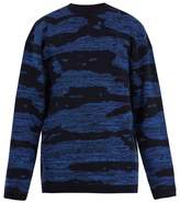 Raey Oversized space dyed-wool sweater