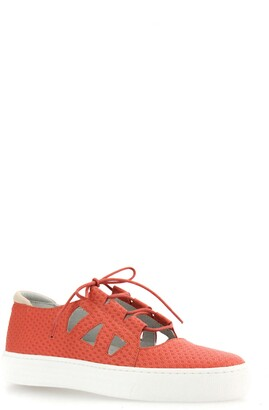 CLOUD Utari Cutout Platform Sneaker