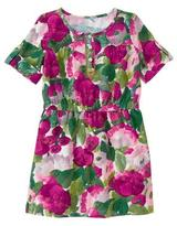 Gymboree Corduroy Floral Dress