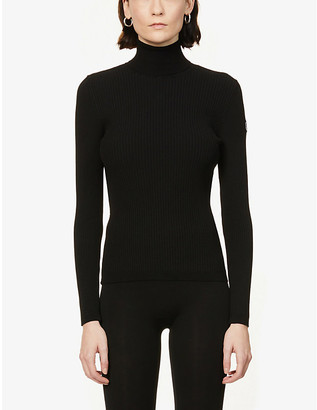 Fusalp Ancelle fitted knitted jumper