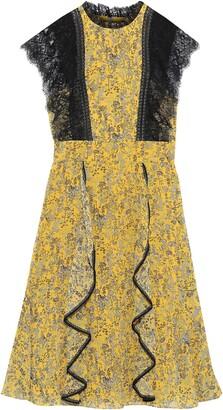 MIKAEL AGHAL Knee-length dresses