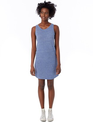 Alternative Women's NEP Jersey Nautical Tank Dress
