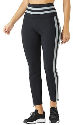 Glyder Stripe Zip-Hem Track Pants