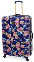 "Jessica Simpson Pineapple Hardside 29"" Spinner Suitcase"