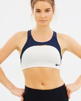 Nike Women's Pro Classic Swoosh Modern Sports Bra