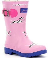 Joules Girl's Welly Waterproof Boots